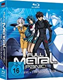 Full Metal Panic! The Second Raid + Full Metal Panic? Fumoffu [Blu-ray Box]