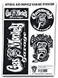 Gas Monkey Garage Sticker Sticker Standard