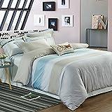 DACHUI Reine Baumwolle Frühling und Sommer Bettwäsche kleine frische Serie weichen atmungsaktiven Textil verpackt, CH 038 C, 220*240 CM