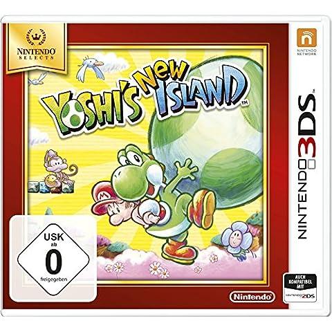 Yoshis New Island - Nintendo Selects [Importación Alemana]