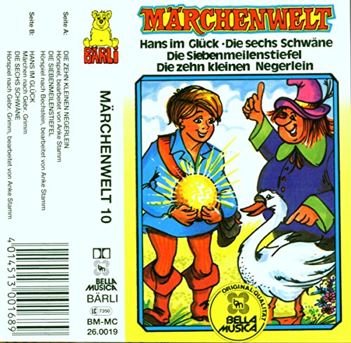 Märchenwelt 10 [Musikkassette] [Musikkassette]
