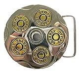Spirit of Isis B154 Buckle Gürtelschnalle Revolvertrommel