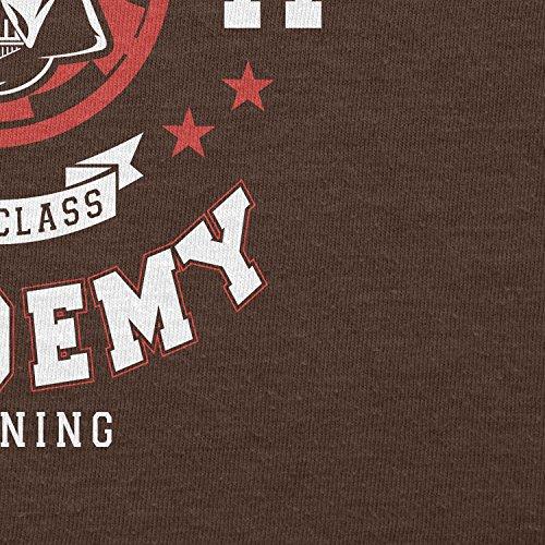 Texlab–Sith Lord Academy–sacchetto di stoffa Marrone