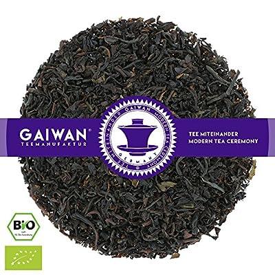"""N° 1337: Thé noir bio""""Nilgiri Grahamsland FOP"""" - feuilles de thé issu de l'agriculture biologique - GAIWAN GERMANY - thé noir de Inde"""