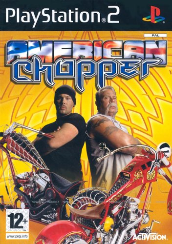 American Chopper (PS2) [Importación Inglesa]
