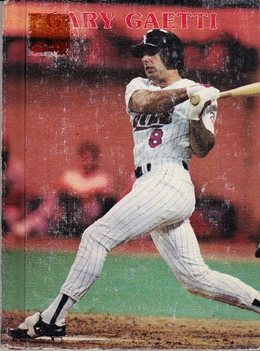 Gary Gaetti World Champions Minnesota Twins (1987 World Series) -