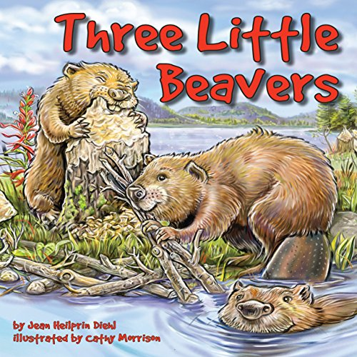 Three Little Beavers  Audiolibri