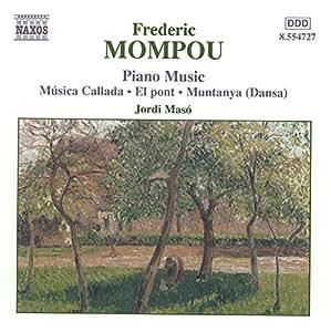 Mompou-Piano Music, Vol 4