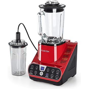 Klarstein Airakles Batidora de vacío • Smoothies • Licuadora • Batidora alto rendimiento • 1300 vatios