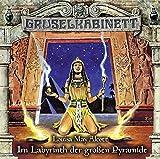 Gruselkabinett - Folge 148: Im Labyrinth der großen Pyramide. - Louisa May Alcott