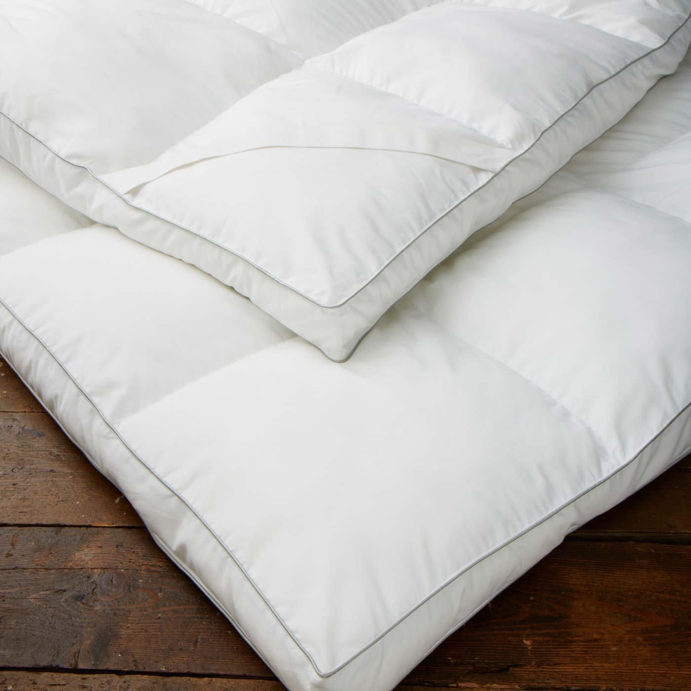 luxury soft as down microfibre mattress topper soaksleep
