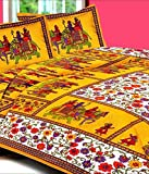 (Traditional Bedsheet By UniqChoice ) 10...