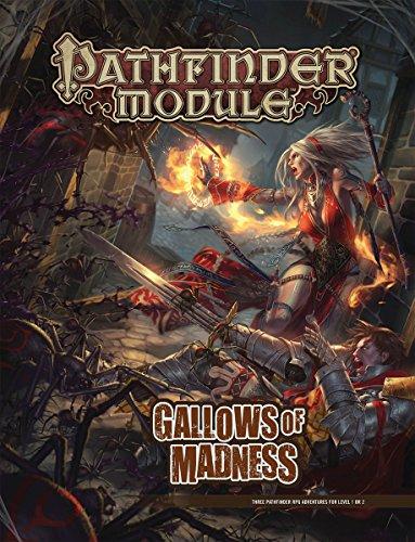 Pathfinder Module: Gallows of Madness por Mikko Kallio