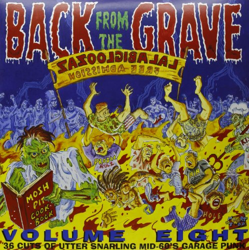 Back from the Grave Vol.8 [VINYL]