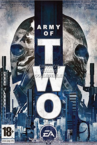 CGC Große Poster - Army of Two PS3 XBOX 360 - oth113, 16