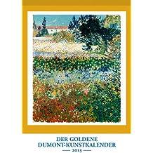 Der Goldene DuMont-Kunstkalender 2013