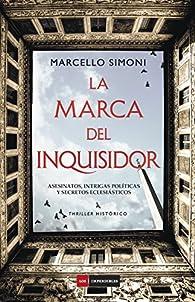 La marca del inquisidor par Marcello Simoni