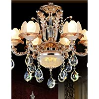 Goud lampadario lampadario–Tradizionale/classica/rustico/vintage/Vintage–Con Lampadina inclusa–Metallo,