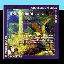 Jesus Guridi: Diez Melodias Vascas / Homenaje A Walkt Disney / Una Aventura De Don Quijote / Euzko Irudiak