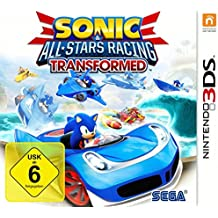 Sonic & All-Stars Racing Transformed [Import allemand]