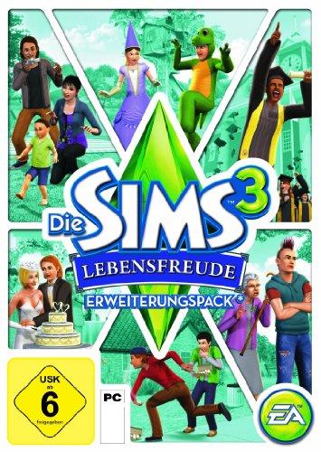 Die Sims 3 Lebensfreude Erweiterungspack