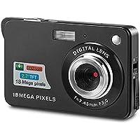 Digital Camera,Youmeet 2.7' Compact Digital Camera,Rechargeable Cheap Camera,18MP…