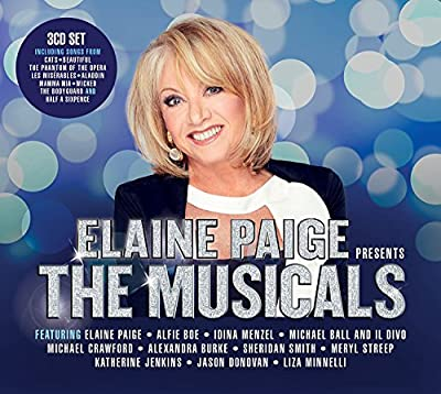 Elaine Paige Presents The Musicals