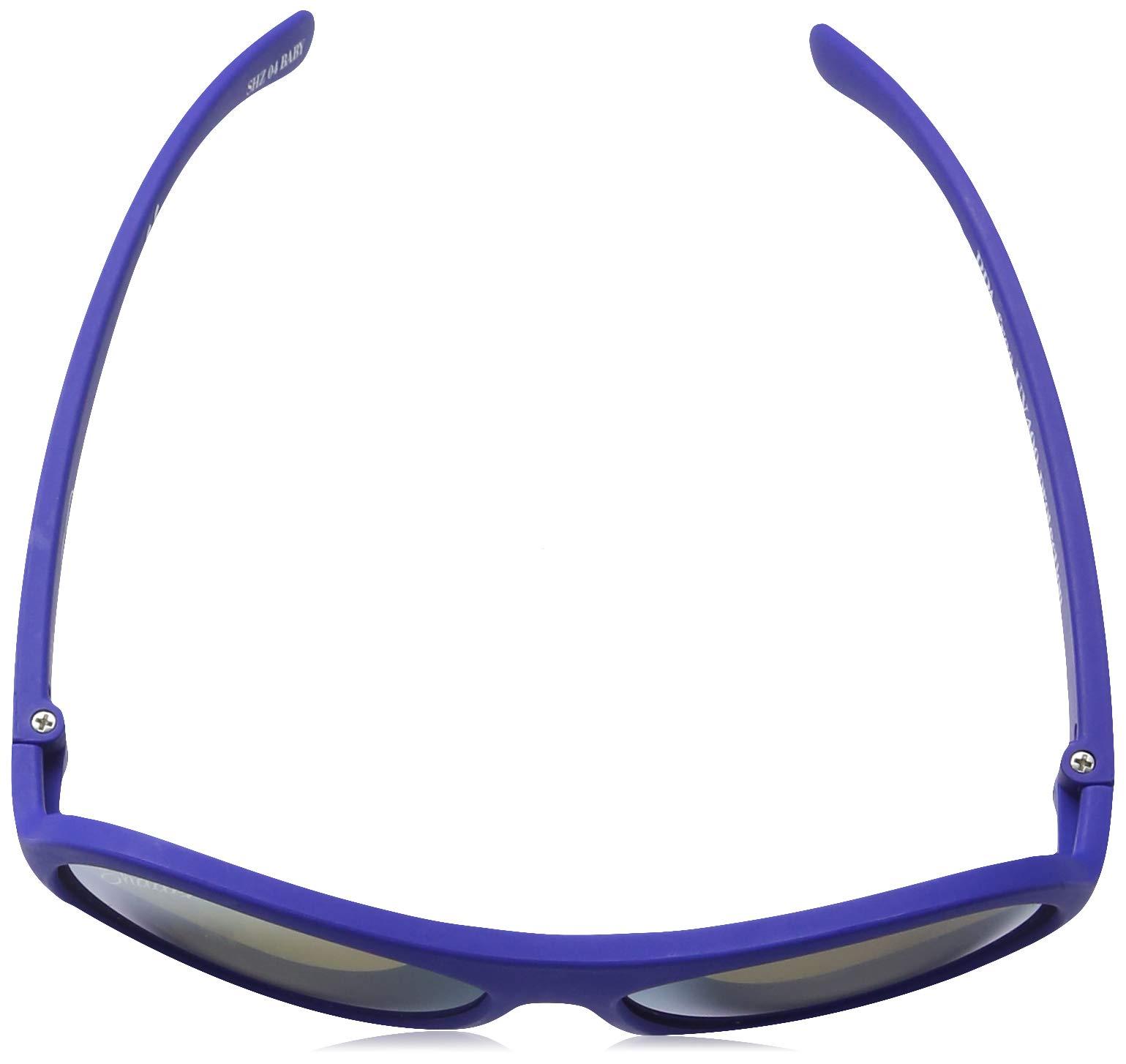 Shadez Blue Baby - Gafas de sol para niño, 0-3 años 3