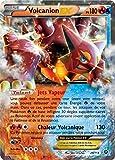Asmodee- Coffret Pokémon Soleil et Lune Exclusif-Volcanio/Magearna, AMAPOK03