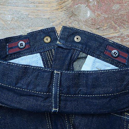 Rascal Kinder Jeans Jungen Hose aus 100% Bio-Baumwolle (vegan) - 3