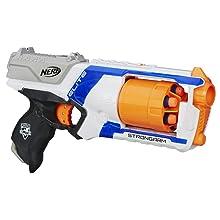 Nerf - Lanzadardos Strongarm Elite (Hasbro 36033E35). Exclusivo de Amazon.