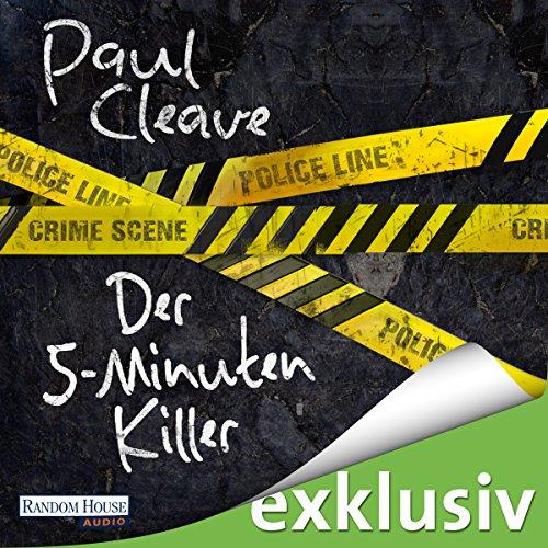 Buchseite und Rezensionen zu 'Der Fünf-Minuten-Killer' von Paul Cleave