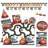 Procos 10115662 Disney Partyset Cars 3