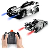 Innoo Tech Wall Climbing Car Toys for Boy - Remote Control Car Climber with Battery Rechargeable | Dual Mode 360°Rotating Stu
