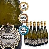 Premier Estates Prosecco DOC Sparkling Wine (6 x 75cl Bottles)