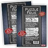 2er Set Puzzlefolie 20 Blatt