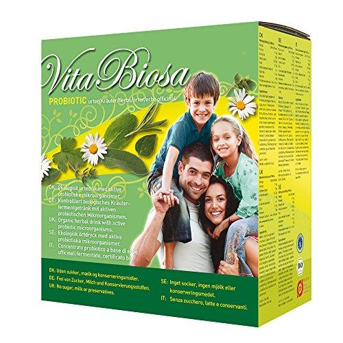 Mera BIO Vita Biosa, Probiotic, Kräutersaft, 3 L Bag-in-Box