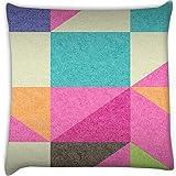 Snoogg dekorativen quadratisch mit Aufdruck Home Decor Werfen Sofa Auto Kissenbezug Kissen Fall 22x 22