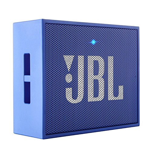 JBL Go Wireless Portable Speaker - Altavoces portable, Color Azul (MP3 RMS...
