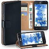 OneFlow Tasche für LG L90 Hülle Cover mit Kartenfächern