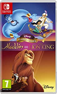 Disney Classic Games: Aladdin And The Lion King Nsw - Nintendo Switch