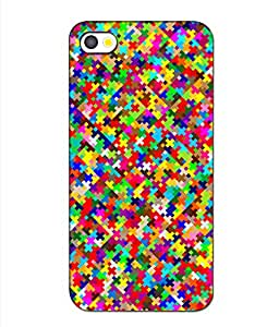 APPLE I PHONE 5S Printed Cover By instyler