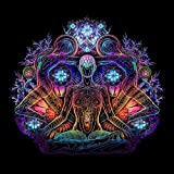 Love st. Nirvana Hippie Pattern | Cannabis Psychedelic Poster | Ganja Poster | Special Paper | Hippie Patterns