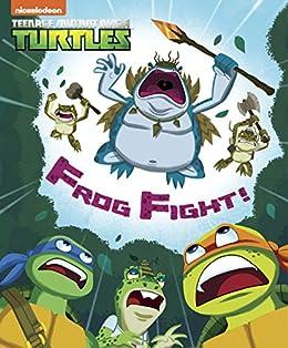 Frog Fight (Teenage Mutant Ninja Turtles) (English Edition ...