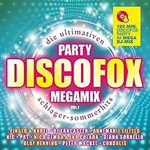 Discofox Party Megamix Vol.1 Die Ultimativen Schla