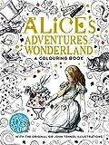 The Macmillan Alice Colouring Book (Macmillan Classic Colouring Books)