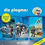Die Playmos - Die Große Polizei-Box, Folge 28, 41 und 44; 3-Original-Hörspiele
