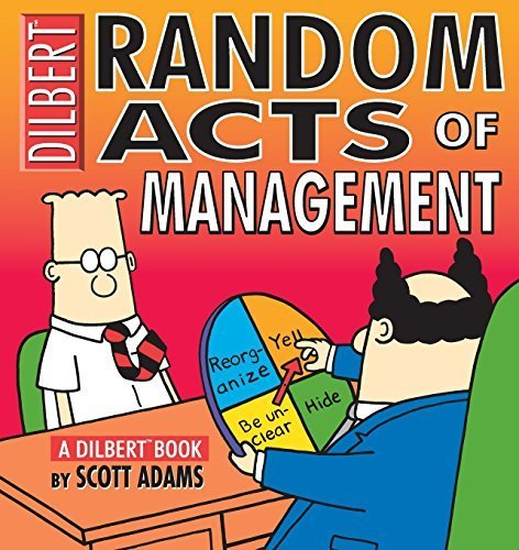 Random Acts Of Management:A Dilbert Book by Adams, Scott (2000) Paperback