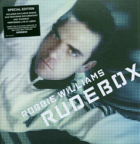 Chrysalis (EMI) Rudebox (Limited Edition / CD + DVD)