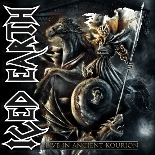 Iced Earth: Live in Ancient Kourion (Audio CD)
